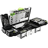 Festool SYS 1 CE-SORT Assembly Package - Multi-Colour by Festool
