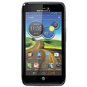 Motorola Atrix HD Android Phone, Black (AT&T)