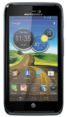 Motorola Atrix HD Android Phone, Black (AT&T)