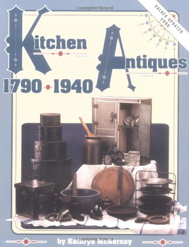 Kitchen Antiques 1790-1940 (Peachy Kitchen compare prices)