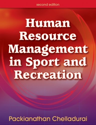 Human Resource Management in Sport and Recreation - 2nd...