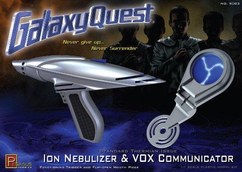 Galaxy Quest ION Nebulizer Pistol & VOX Communicator Set 1/1 Full-Scale Model Kit