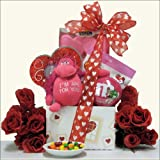 "My ""Sweetie"" Valentine: Valentines Day Kids Gift Basket"