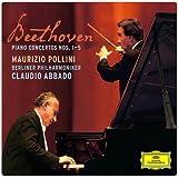 Beethoven : Piano Concertos Nos. 1-5 (Coffret 3 CD)