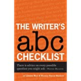 The Writer's ABC Checklist (Secrets to Success Writing Series)by Lorraine Mace