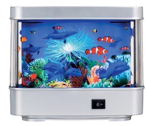 Aquarium motion lamps jaxslist for Fish tank night light