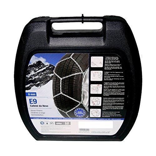 CATENE-DA-NEVE-KONIG-THULE-E9-9mm-gruppo-100Shell-Advance-Helmet-Visor-Spray-Pulitore-casco-Finestrini-auto-piastrelle-specchi-e-vetri-casa