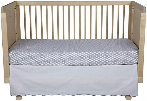 Oliver B 2-Piece Crib Bedding Set- Navy