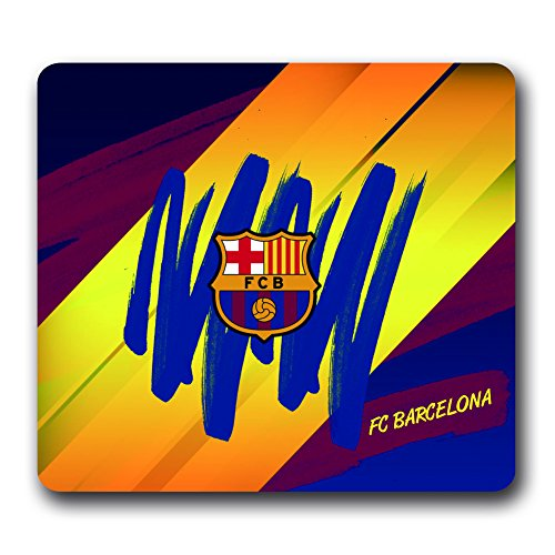 Barcelona-Non-Slip-Mouse-PadFC-FCB-Soccer-Barca-109-Water-Resistant-Rubber-Mousepad