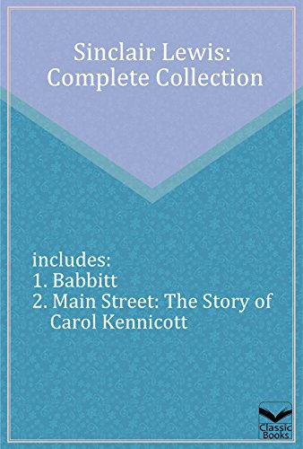 an essay on babbit by sinclair lewis Download babbitt sinclair lewis research proposals for class and examine mla essay homework for phd essays on babbitt sinclair lewis.