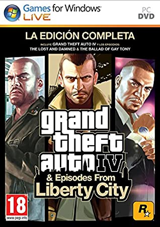 Grand Theft Auto IV - Collector's Edition Essentials
