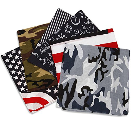 bmc-6pc-assorted-color-patriot-camo-bandana-head-wrap-scarves-set
