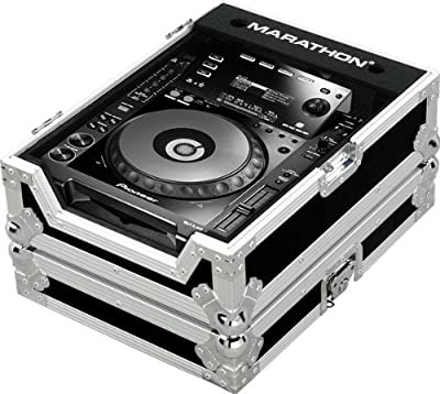 Marathon Flight Road Case MA-CDJ900 Case for Pioneer CDJ900, And All Other Large Format CD/Digital Turntables from Marathon Professional
