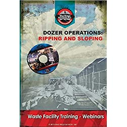 Dozer Operations: Ripping & Sloping Webinar