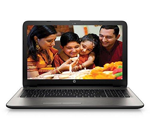 HP 15-ac122tu 15.6-inch Laptop (Core i3 5005U/4GB/1TB/DOS/Intel HD Graphics), Silver