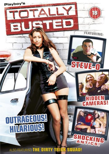Playboy - Totally Busted [DVD]