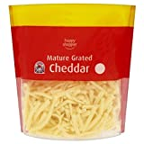 Happy Shopper Mature Grated Cheddar 6x200g