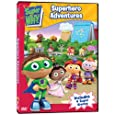 Super Why  Superhero Adventures