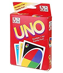 ROYALS UNO Playing Cards Game