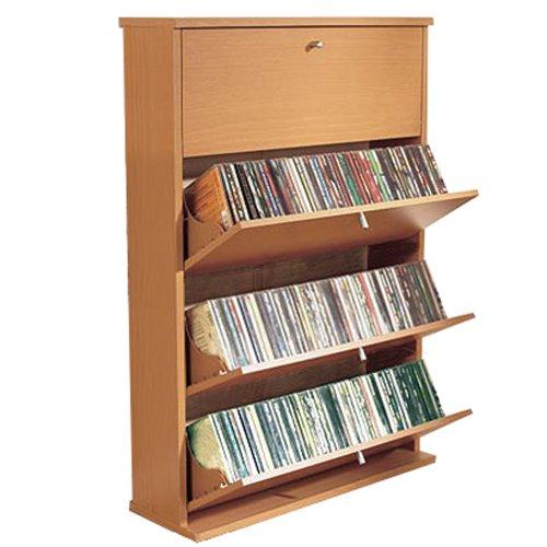 rangement 200 dvd pas cher. Black Bedroom Furniture Sets. Home Design Ideas