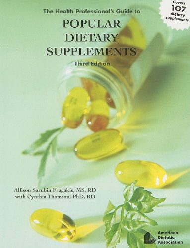 The Health Professional's Guide to Popular Dietary...