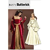 Butterick Patterns B4571 Misses' Costume, Size EE (14-16-18-20)