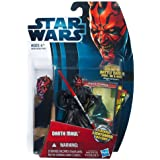 Star Wars Movie Heroes - Darth Maul [UK Import]