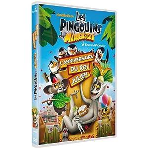 Les Pingouins de Madagascar - Vol. 2 : L'anniversaire du Roi Julien