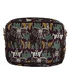 Purple Sack Elephant Love Sling Bag