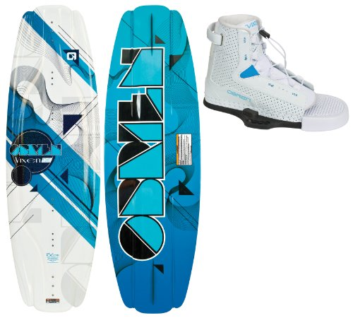 Image of O'Brien Vixen 132 Wakeboard w/ Vixen Bindings (B007SXL1M8)
