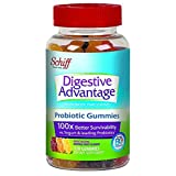 Schiff Digestive Advantage Probiotic Gummies, SpecialUnits 1Pack (120 Count) (Tamaño: 120 count)