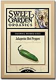 Jalapeno Pepper - Heirloom Seeds