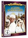 DVD Cover 'Aladins Wunderlampe (HD-Remastered)