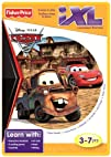 Fisher-Price iXL Learning System Software DisneyPixar Cars 2
