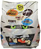 Hersheys Halloween Assortment (Hersheys, Whoppers, Almond Joy, Reeses Gift Bag), 51.42-Ounce Bag