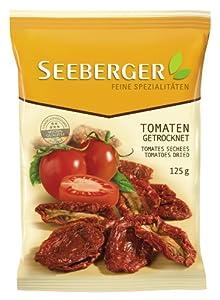 Seeberger Tomaten getrocknet, 3er Pack (3 x 125 g)