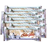 Nougat Bars From France (Montelimar) 6 Pack 6x1.06oz