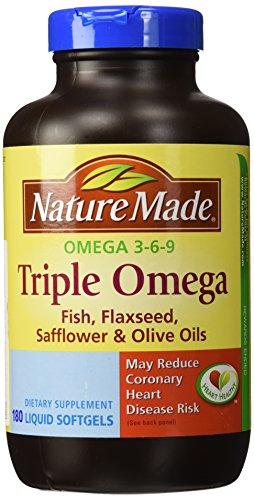 Nature Made Triple Omega 3 6 9
