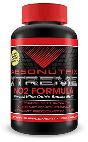 Absonutrix Extreme No2 - 3000mg of No2 Power