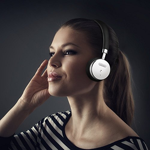 BHM-Wireless-Bluetooth-Headphones-with-Active-Noise-Cancelling-Headphones-Technology-Features-Enhanced-Bass-Inline-Microphone-18-Hour-Max-Battery