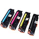 4 pack new compatible toner cartridge...
