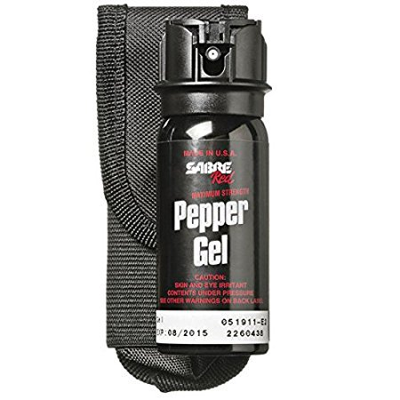 Sabre Pepper Gel