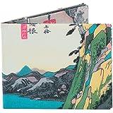 Utagawa Hiroshige Tyvek Mighty Wallet - 8x10 cm