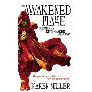 The Awakened Mage (Kingmaker, Kingbreaker 02)
