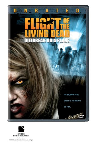 Cover art for  Flight of the Living Dead: Outbreak on a Plane