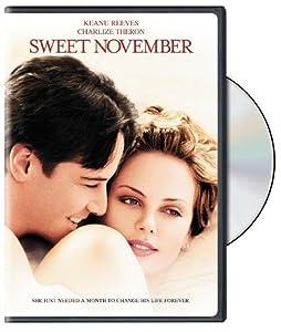 Amazon.com: Sweet November (Keepcase): Keanu Reeves, Charlize Theron