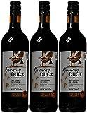Stellar Organics Running Duck No Added Sulphur Cabernet Sauvignon 2015 Wine 75 cl (Case of 3)
