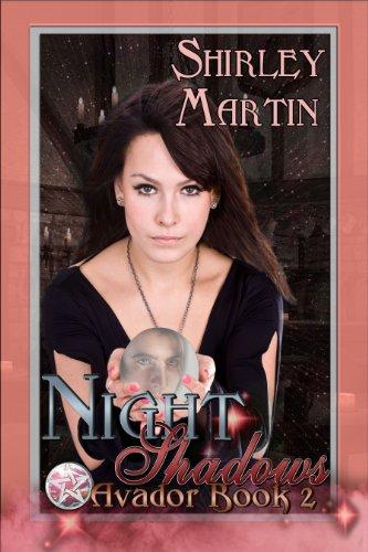 Book: Night Shadows (Avador Book 2) by Shirley Martin