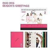 EXID - 2016 Season Greeting