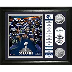 Seattle Seahawks - Framed Picture Photo by Highland Mint
